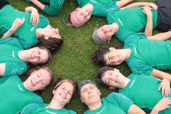 Team Niedersachsen bei der B-Reli 2008