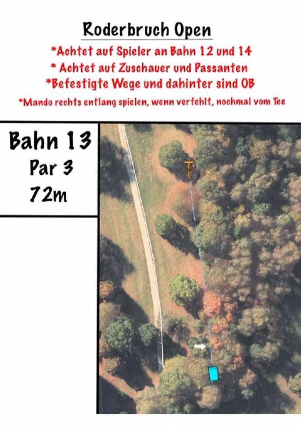 RBO 2019 - Bahn 13