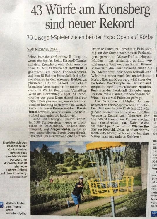 Expo Open HAZ Foto
