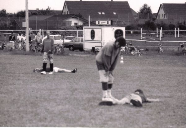 "DM 1988 in Osloss mit ""Fast-ab""-Taktik"