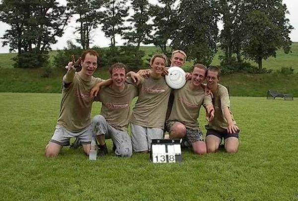 Magdeburg 2002 - der erste Turniersieg